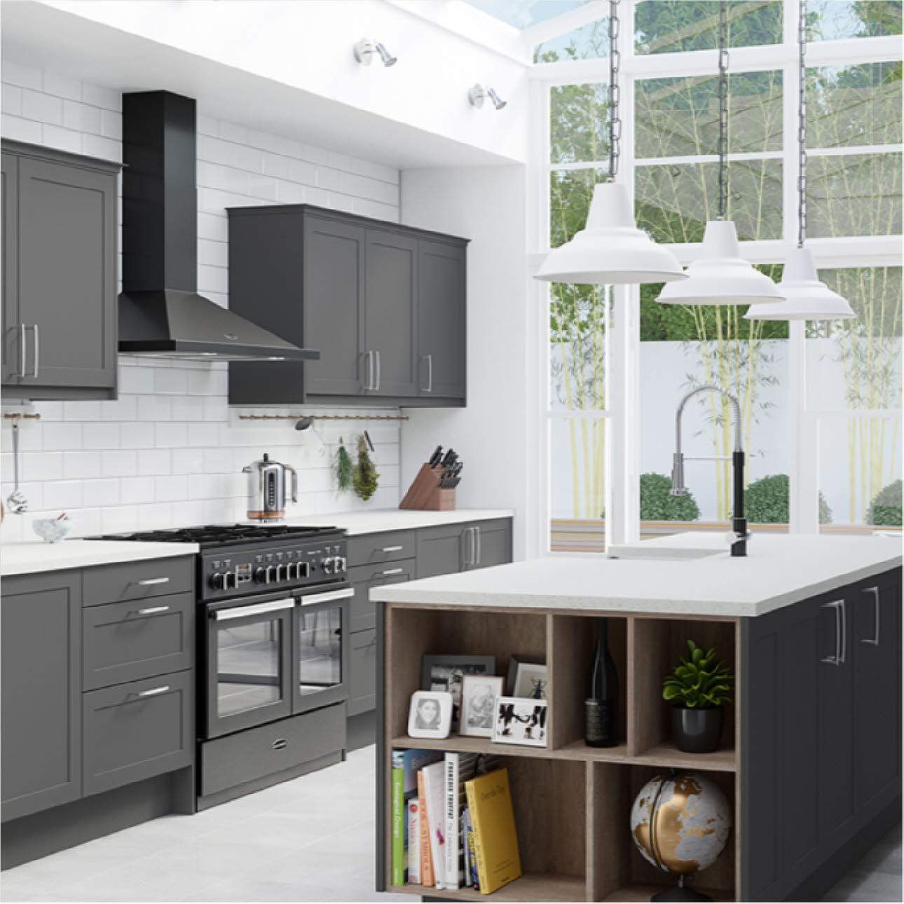 Spray Paint Kitchen Cabinets London